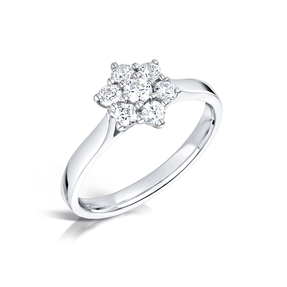 cluster diamond