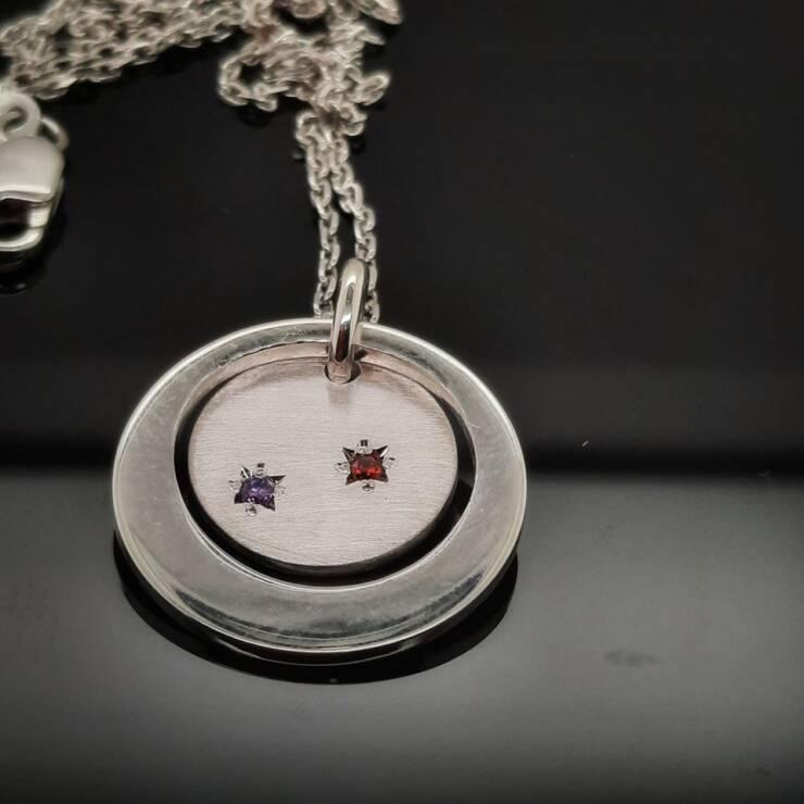 Birthstone Family Jewellery